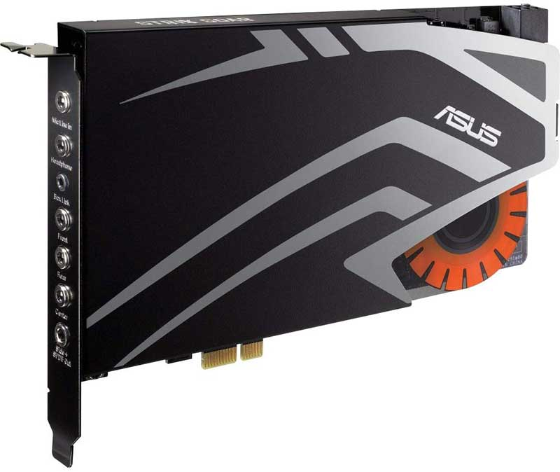ASUS PCI Ex Gaming Strix Soar