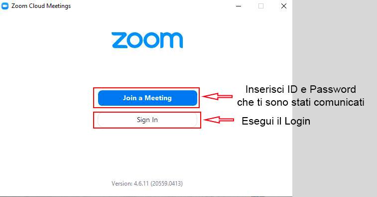 login zoom pc 1