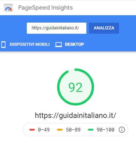ottimizzazione-sito-test-5-pagespeed-desktop