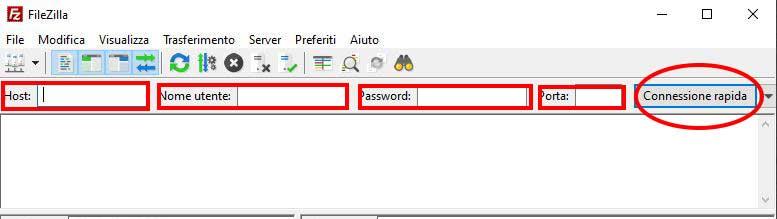 Filezialla-FTP-Client-guida-connessione-server
